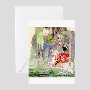 Kay Nielsen's Sleeping Beauty Greeting Card