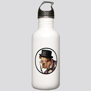 BULLDOGS Stainless Water Bottle 1.0L