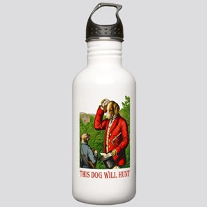 THIS DOG WILL HUNT Stainless Water Bottle 1.0L