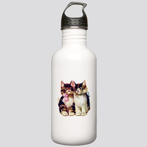 CATS MEOW Stainless Water Bottle 1.0L