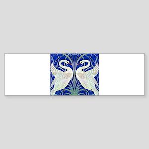 THE SWANS Sticker (Bumper)