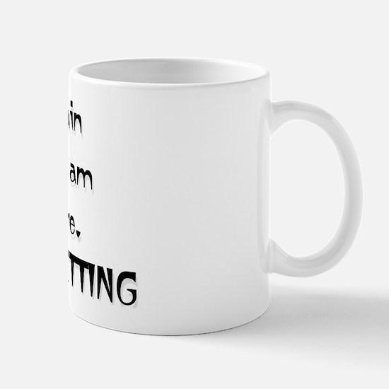 Forgetting Mug