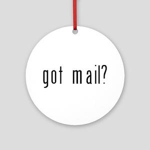 got mail? Ornament (Round)
