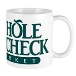 Whole Paycheck Market Mug