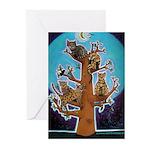 Bengal Tree Greeting Cards (Pk of 20)