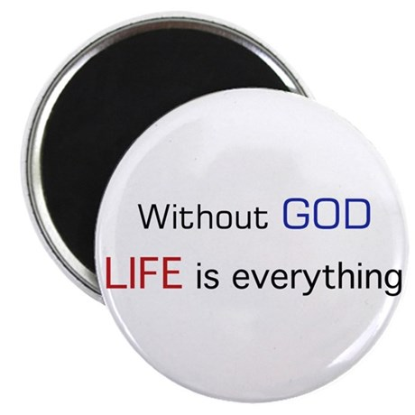Without God Magnet