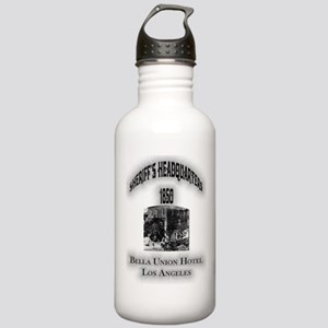 Sheriff's Headquarters 1850 Stainless Water Bottle