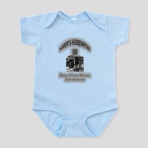 Sheriff's Headquarters 1850 Infant Bodysuit