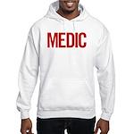 Medic (red) Hooded Sweatshirt