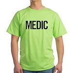 Medic (black) Green T-Shirt