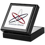 Atheist American Keepsake Box
