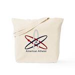 Atheist American Tote Bag