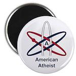 Atheist American Magnet