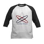Atheist American Kids Baseball Jersey