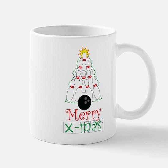 X-mas Bowler Mug