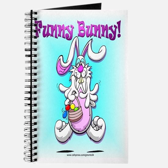 Funny Bunny Journal
