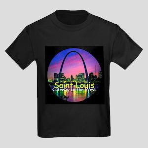 St. Louis Kids Dark T-Shirt