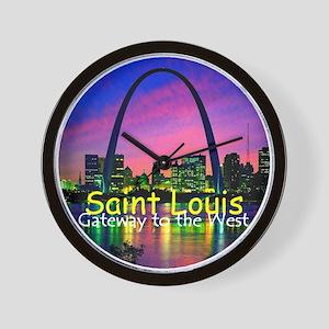 St. Louis Wall Clock