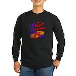 Jazz Records Long Sleeve Dark T-Shirt