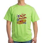 Jazz Records Green T-Shirt