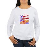 Jazz Records Women's Long Sleeve T-Shirt