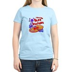 Jazz Records Women's Light T-Shirt
