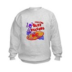 Jazz Records Kids Sweatshirt