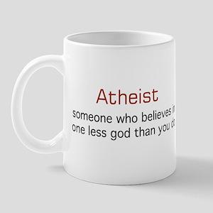 One less God Mug