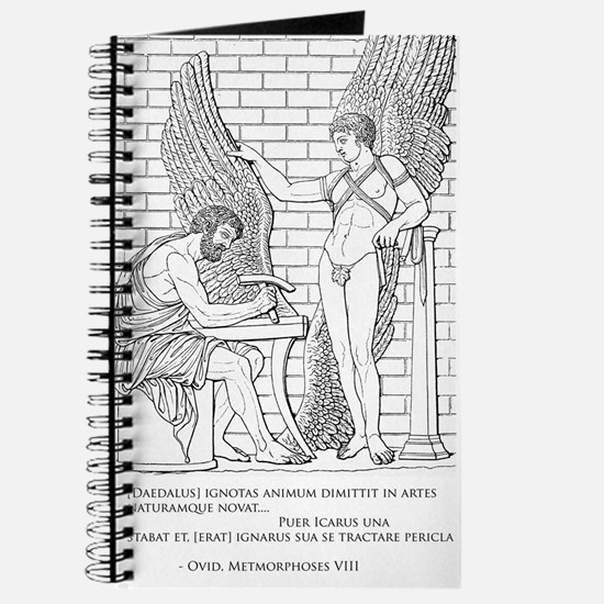 Daedalus and Icarus (Ovid) Journal