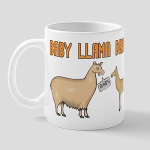 Baby Llama Drama Mug