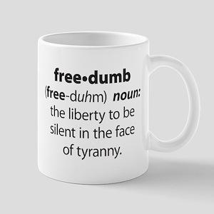 Freedumb Mug