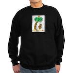 Desert Island Christmas Sweatshirt (dark)