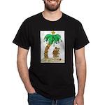 Desert Island Christmas Dark T-Shirt