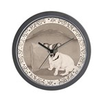 The Sophisticated JRT Wall Clock