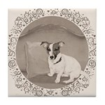 The Sophisticated JRT Tile Coaster