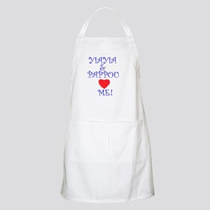 YIAYIA AND PAPPOU LOVE ME Apron