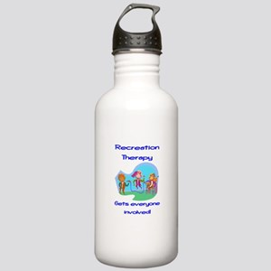 Recreational Therapy Stainless Water Bottle 1.0L