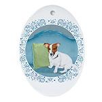 JRT Sophistication Ornament (Oval)