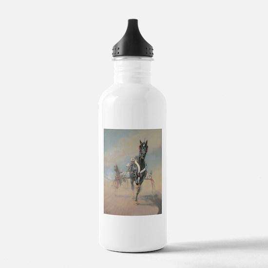 Unique Standardbred horse Water Bottle