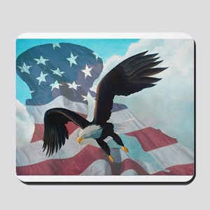 Patriot Eagle Mousepad