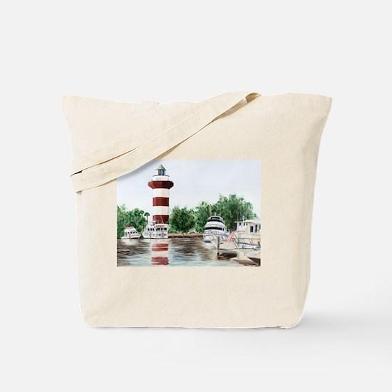 Cute Hilton head Tote Bag