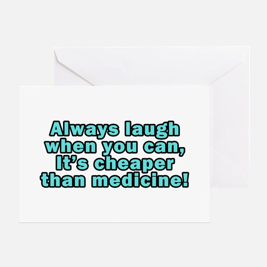 Funny Sayings Greeting Card
