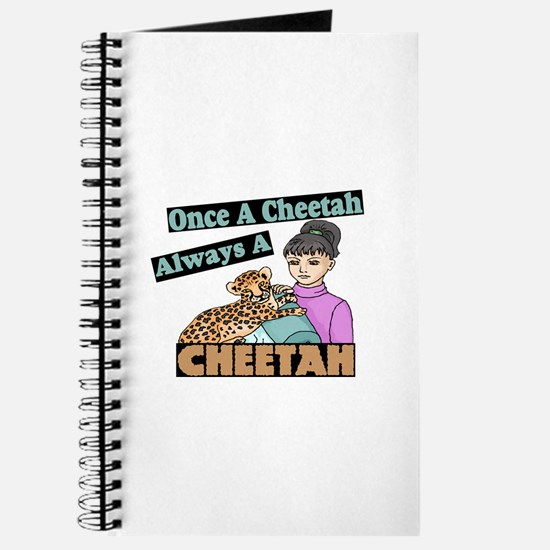 Once A Cheetah Journal