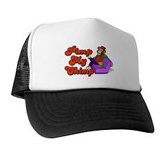 Pimp My Chimp Trucker Hat