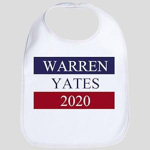 Warren Yates 2020 Baby Bib