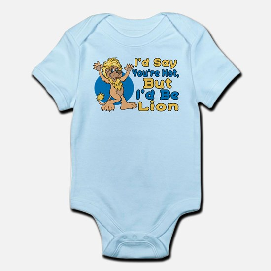I'd Be Lion Infant Bodysuit