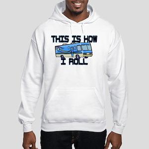 How I Roll RV Hooded Sweatshirt