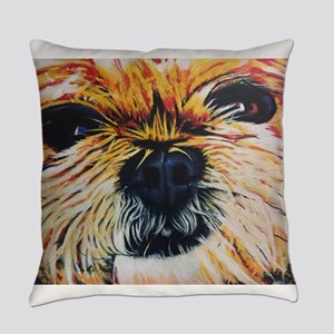Shih-Zoom Everyday Pillow
