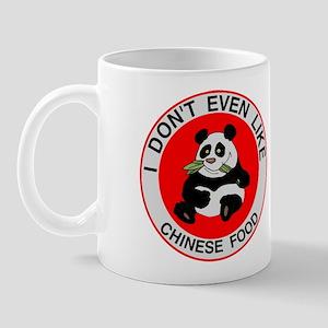 I Hate Chinese Food Mug