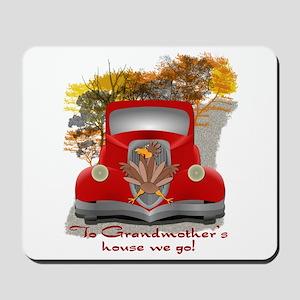 Holiday Road Kill Mousepad